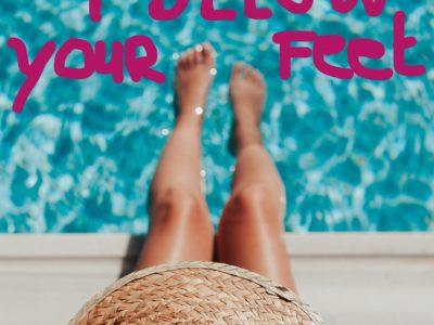 Follow your Feet Summer Deal